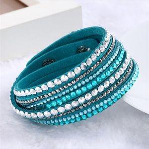 Jewelry - 💙SALE💙2for $13-Rhinestone Bracelet💙